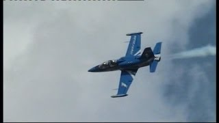 preview picture of video 'L-39 Albatros - Airshow LMK Sedlec 2012'
