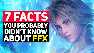 7 Final Fantasy X Facts You Probably Didn't Know