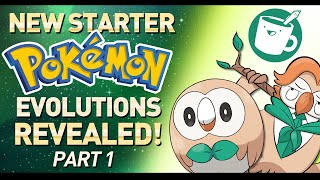 Rowlet  - (Pokémon) - What Rowlet's Evolved Form Should Look Like