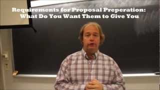 How To Write a Request for Proposal (RFP)