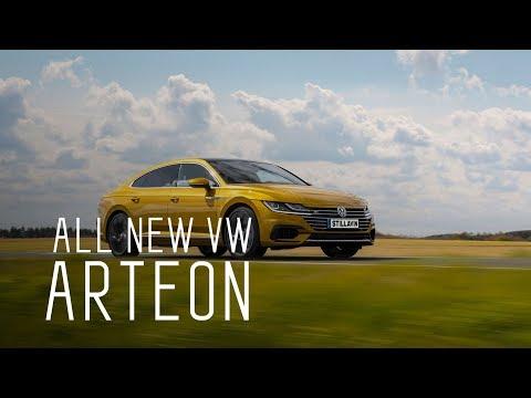 Volkswagen  Arteon Лифтбек класса E - тест-драйв 3