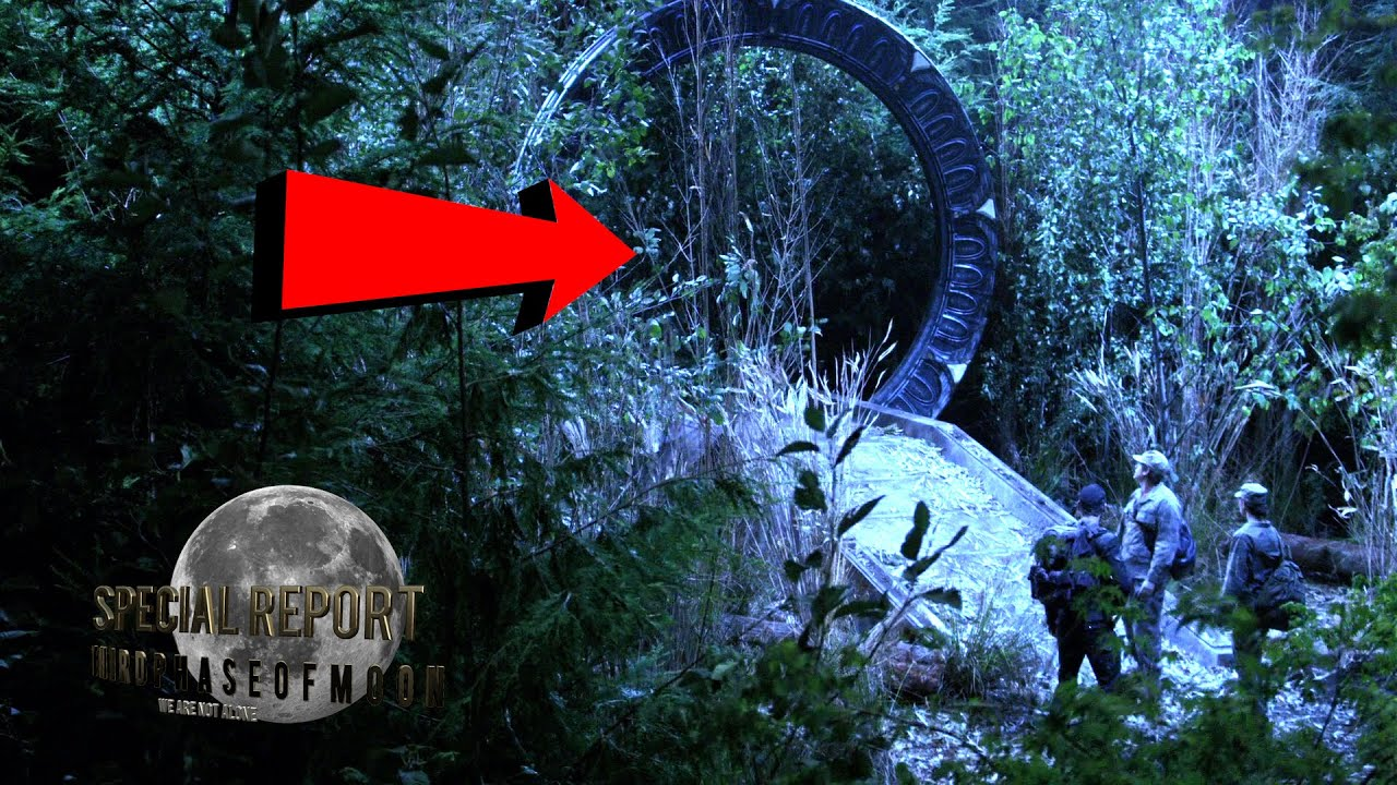 Stargates Do They Exist? OMG New Evidence That Cant Be Explained! Buckle-UP 2021