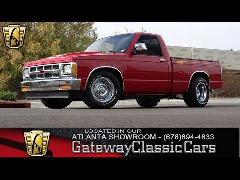 1988 Chevrolet S10 - Gateway Classic Cars of Atlanta #99