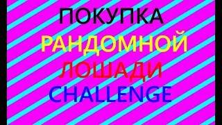 ~ ПОКУПКА РАНДОМНОЙ ЛОШАДИ CHALLENGE ~ STAR STABLE ONLINE ~