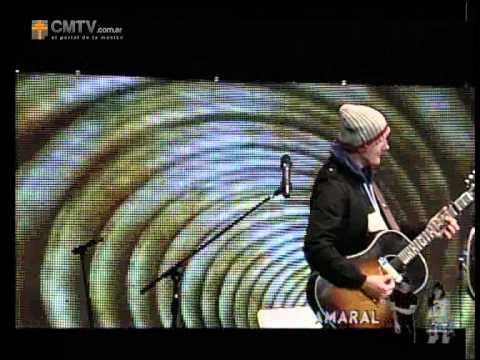 Amaral video Cuando suba la marea - Acústico - 10-06-2013