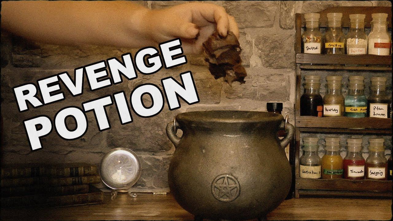 How To Make A Revenge Potion