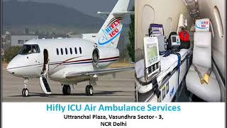 Hifly ICU Air Ambulance Services from Guwahati to Chennai At A low Cost
