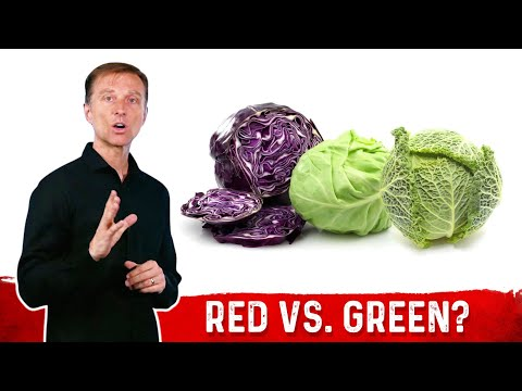 , title : 'Red vs Green Cabbage: Which is Healthier?