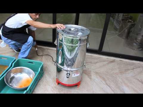 secador centrifugo