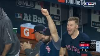Top 10 Moments, Red Sox 2018 postseason
