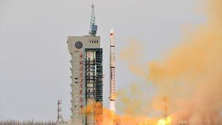 Chiny wypuszczają nowe satelity do badania środowiska elektromagnetycznego.