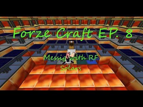 ForzeCraft EP 8