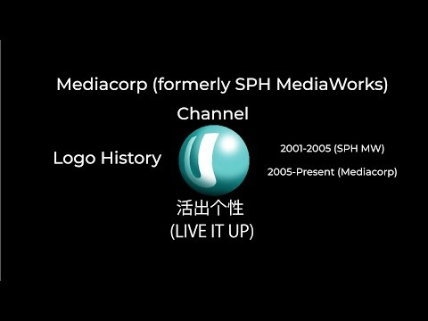 Mediacorp (Formerly SPH Mediaworks) Channel U Logo history