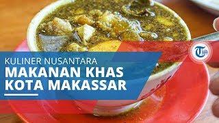 Pallubasa, Makanan Khas Makassar dengan Kuah Kadu yang Kental