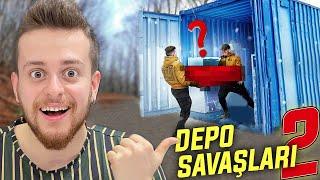 DEPO SAVAŞLARI 2! (Gizli Depoları Açık Arttırma ile Aldık!)