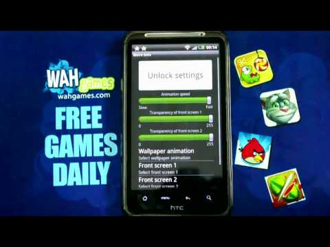 Video of Watch Gears free livewallpaper