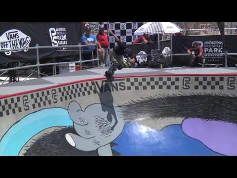 Huntington Beach: Jack Winburn - Juniors Winning Run