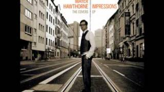 Mayer Hawthorne - Don't turn the lights on (Chromeo Cover)