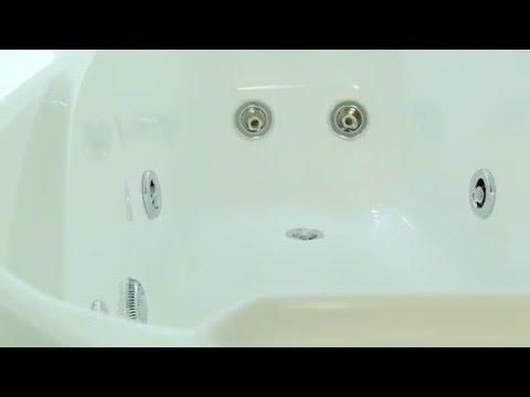 Акриловая ванна Triton Мишель 180*96 R