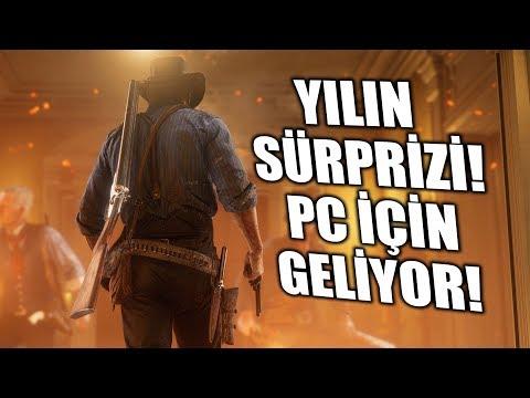 YILIN SÜRPRİZİ: RED DEAD REDEMPTION 2 PC ÇIKIŞ TARİHİ 5 KASIM 2019!