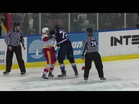 Charles-Antoine Giguere vs. Jaxon Bellamy