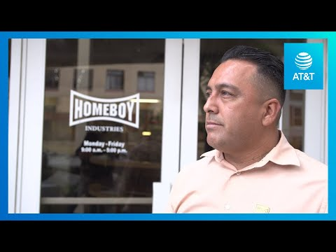 AT&T Believe Los Angeles Works Toward Supporting Local Community-youtubevideotext