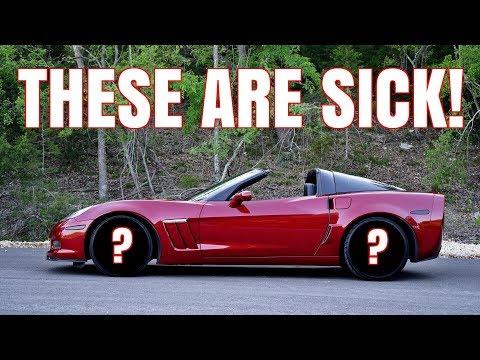 NEW Wheels & Tires for the Corvette + NEW TRUCK SHOPPING!