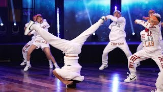 'World of Dance' Contestants 'The Lab' Perform - Video Youtube