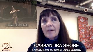 CASSANDRA SHORE, THREE DECADES OF MIDDLE EASTERN DANCING!
