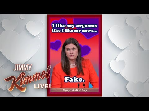 Valentine's Day Cards from The White House