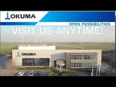 Okuma Technology Centres