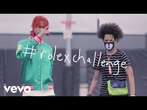 ayo and teo rolex dance instructional video