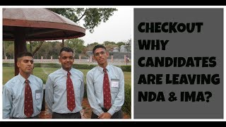THIS IS WHY CADETS ARE LEAVING NDA & IMA!!!!