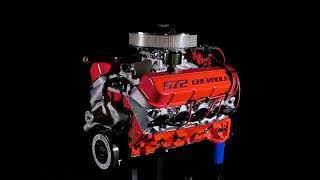 Chevrolet Performance   ZZ572 720R Deluxe Crate Engine   Information & Specs