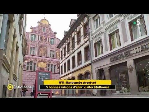 Mulhouse avenue robert schuman