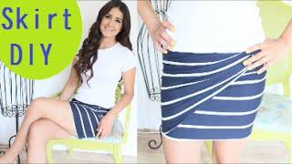 DIY: Easy WrapAround Skirt DamaV425