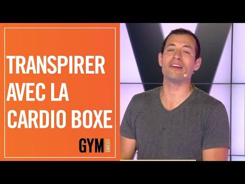 TRANSPIRER AVEC LA CARDIO BOXE - GYM DIRECT