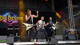 One Desire -  Hurt -  Live at Sauna Open Air 2019, Tampere