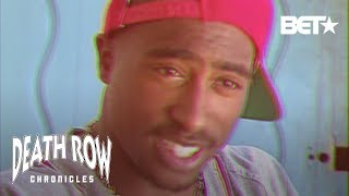 See How Tupac's T.H.U.G. L.I.F.E. Directly Connects To Black Panther Party   Death Row Chronicles