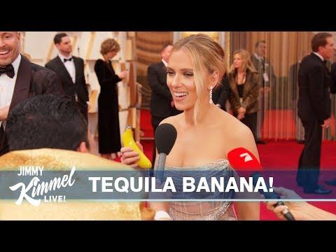 Guillermo na Oscarech 2020 - Jimmy Kimmel Live!