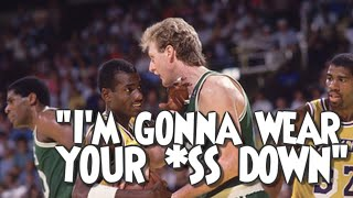 How Larry Bird Disrespected Michael Cooper And...
