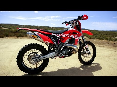 2017 GAS GAS 300 2 Stroke – Dirt Bike Magazine