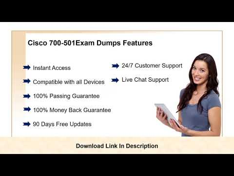 Get Cisco 700-501 Exam Questions and Answers Dumps ... - YouTube