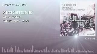 FO140R034: Kickstone - Shrieker (Original Mix)