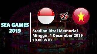 VIDEO: Live Streaming SEA Games 2019 Timnas U-22 Indonesia Vs Vietnam Pukul 19.00 WIB