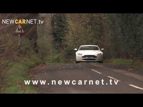 Aston Martin V8 Vantage video trailer