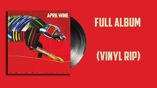 April Wine - Animal Grace (Vinyl RIP)