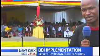 Several leaders meet in Kirinyaga to chat what next after the BBI report