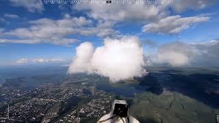 Mini Talon - В облака - FPV