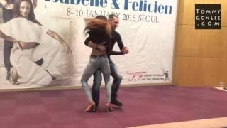 Isabelle & Felicien